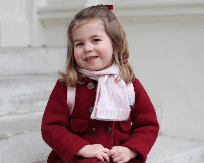 You Ll Never Guess Princess Charlotte S Favorite Activity