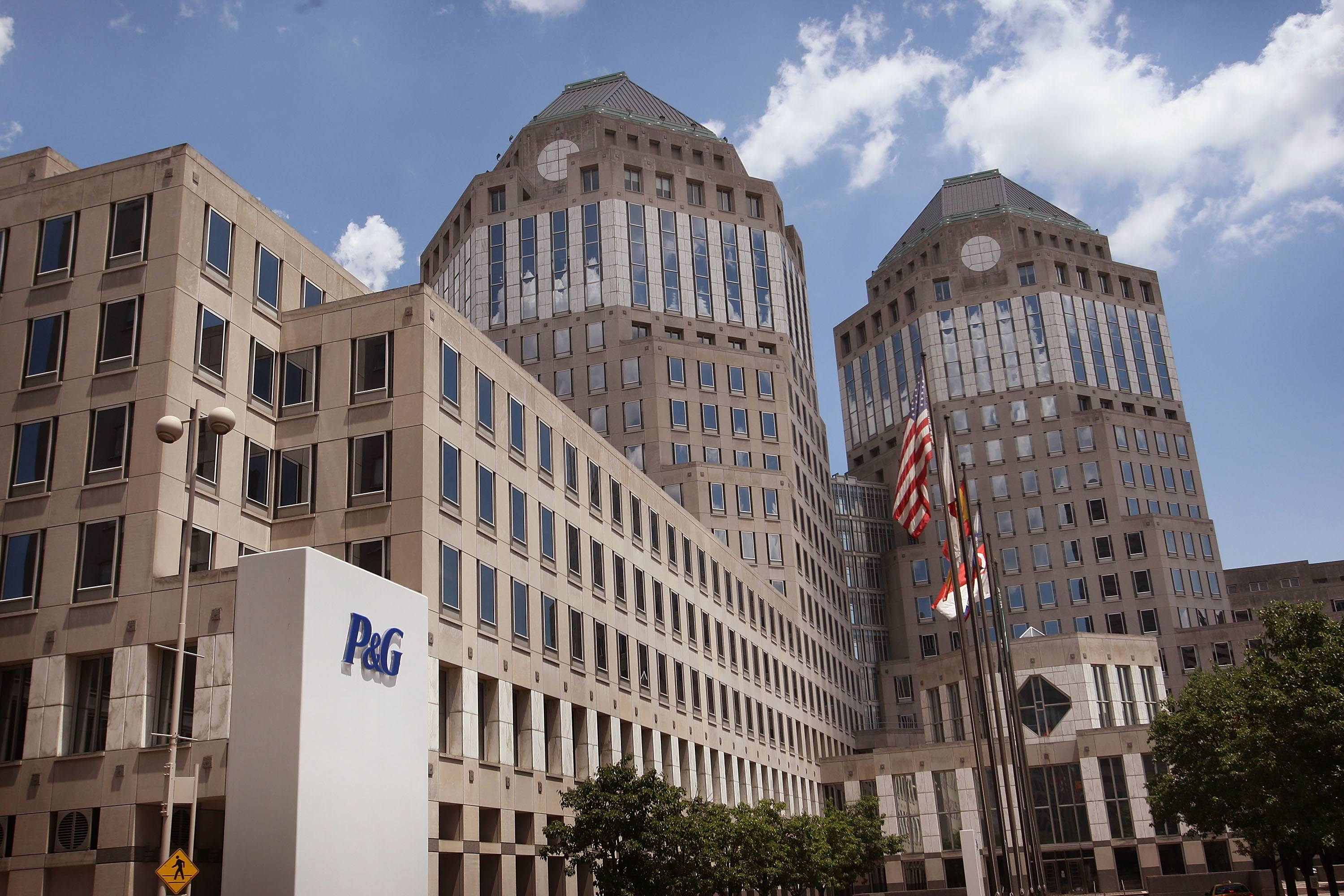 Procter & Gamble Co. Corporate Headquarters
