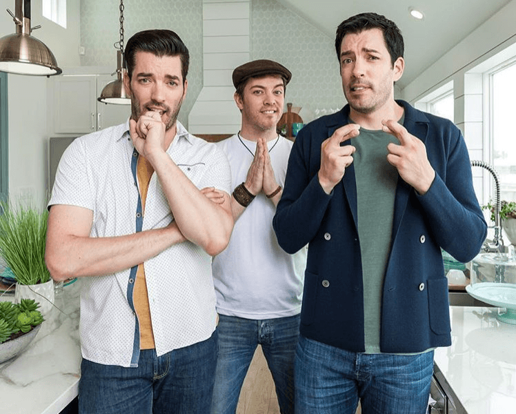 property brothers third brother