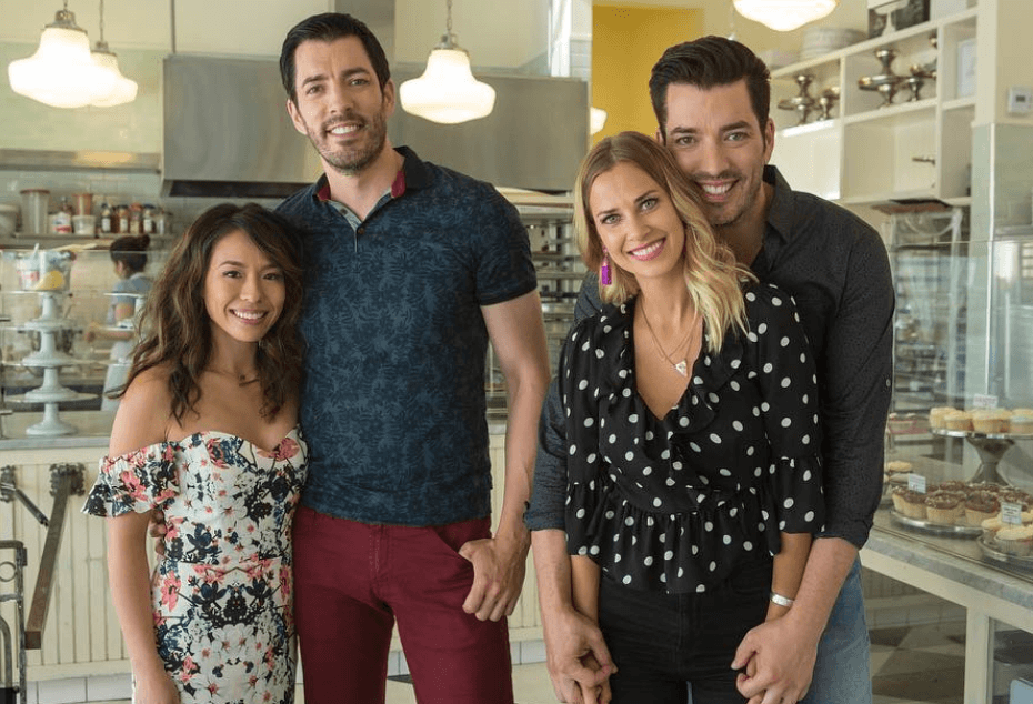 Property Brothers and Girlfriends