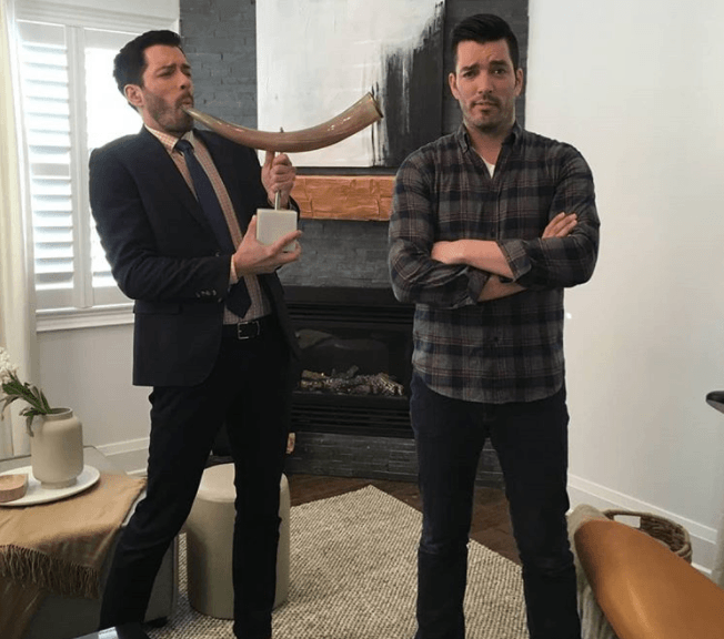 You Won 39 T Believe How Much The Property Brothers Are