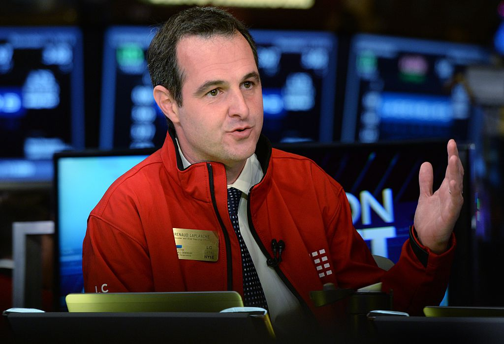 Lending Club Founder and CEO Renaud Laplanche