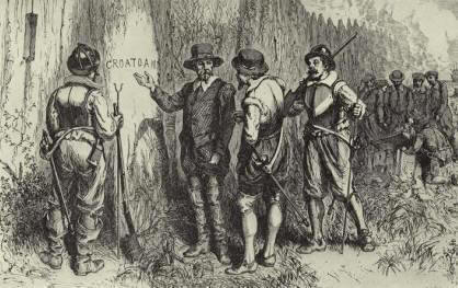 Roanoke Colony disappearance