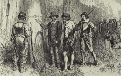 Roanoke Colony disappearance