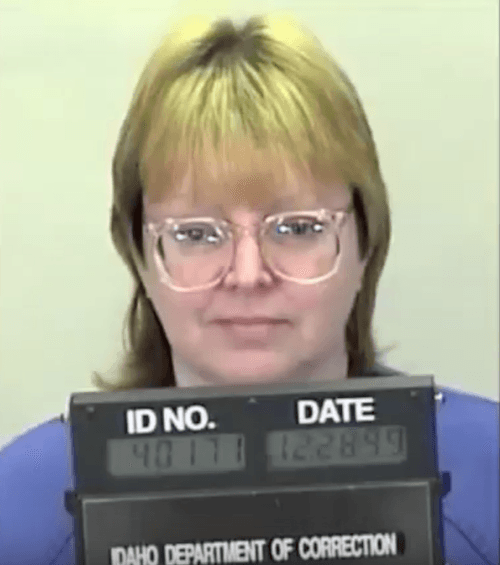 Robin Lee Low mug shot.
