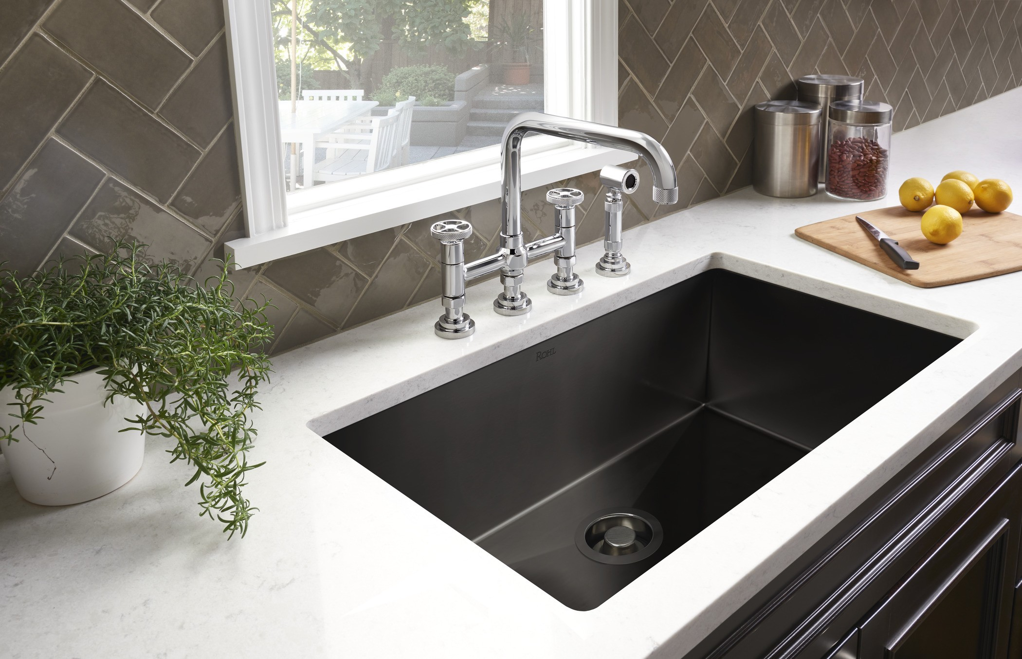 Rohl sink
