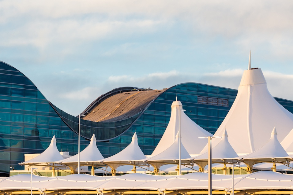 Denver International Airport is one of the worst in the U.S.