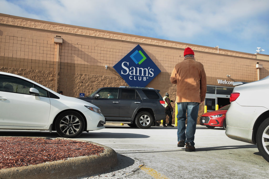 Sam's Club To Close Over 60 Stores
