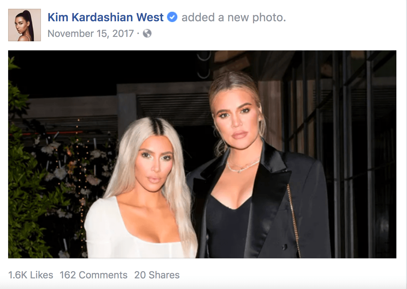 Kim Kardashian West and Khloe Kardashian
