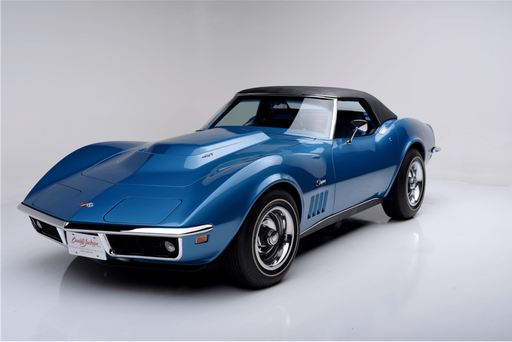 1968 Chevrolet Corvette L88 Convertible