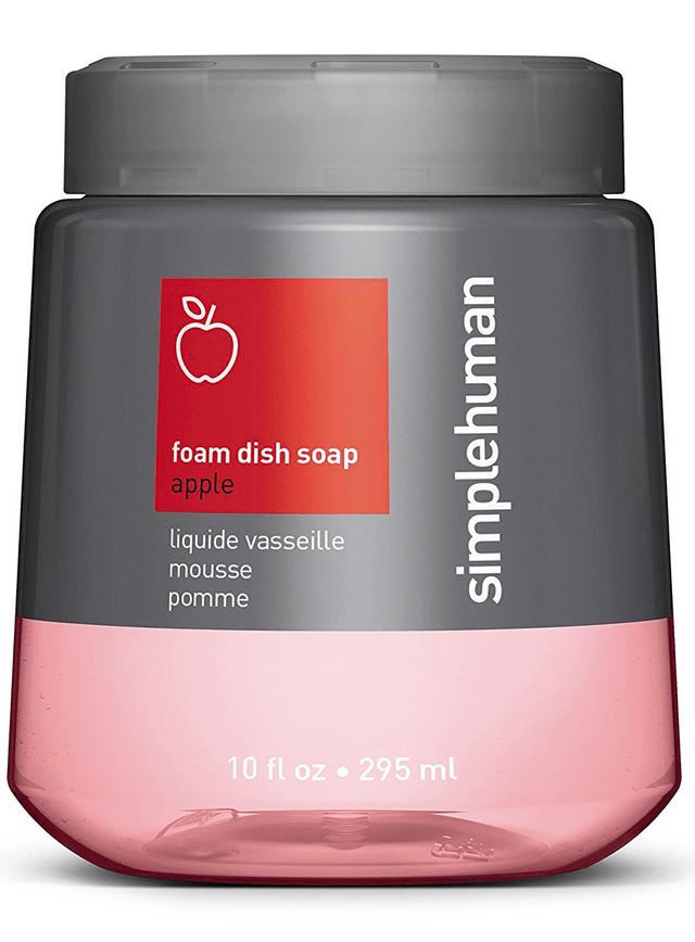 simplehuman dish soap