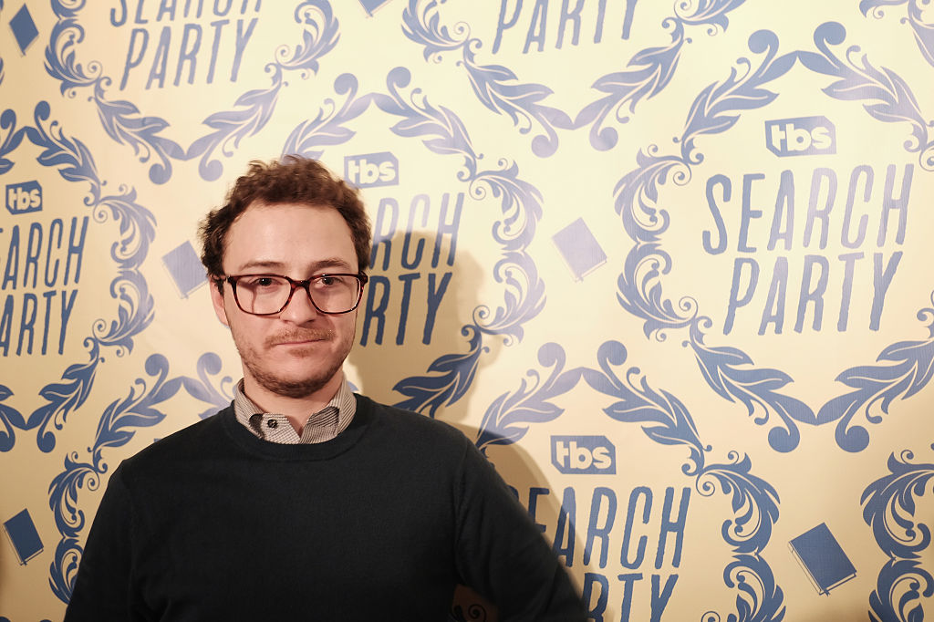 """Actor Griffin Newman attend the """"Search Party"""" NYC Premiere at Metrograph"""
