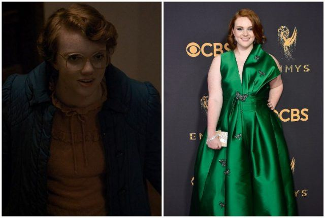 Shannon Purser collage.