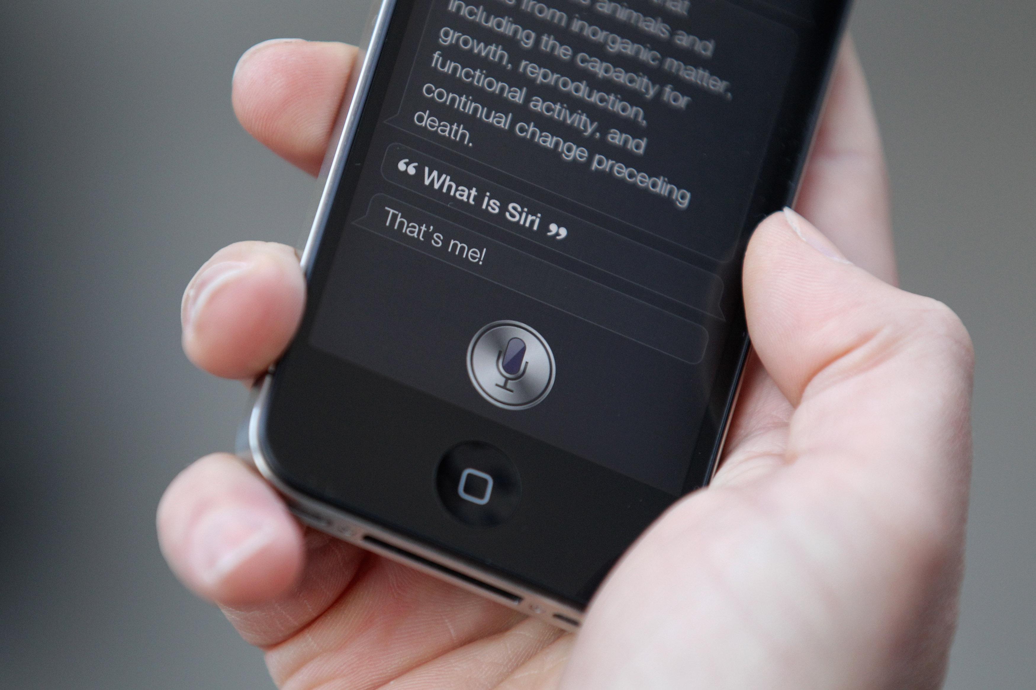 Apple iPhone 4S with Siri