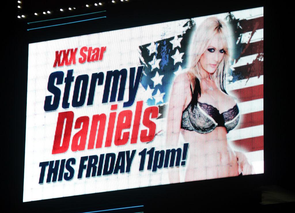 Stormy Daniels