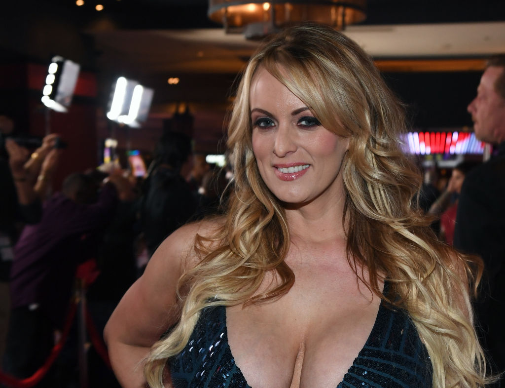 Stormy Daniels Adult video awards