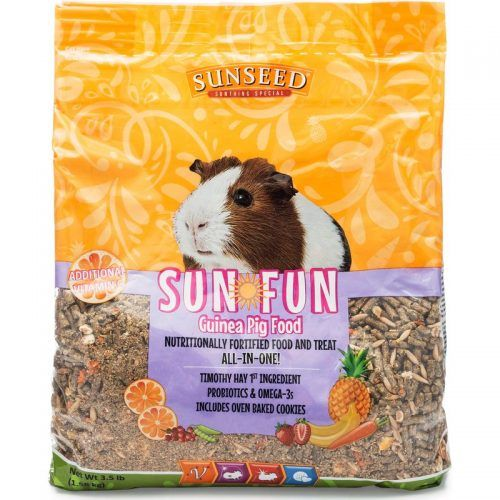 SunSeed Guinea pig food
