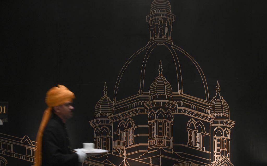 iconic dome of the Taj Mahal Palace hotel
