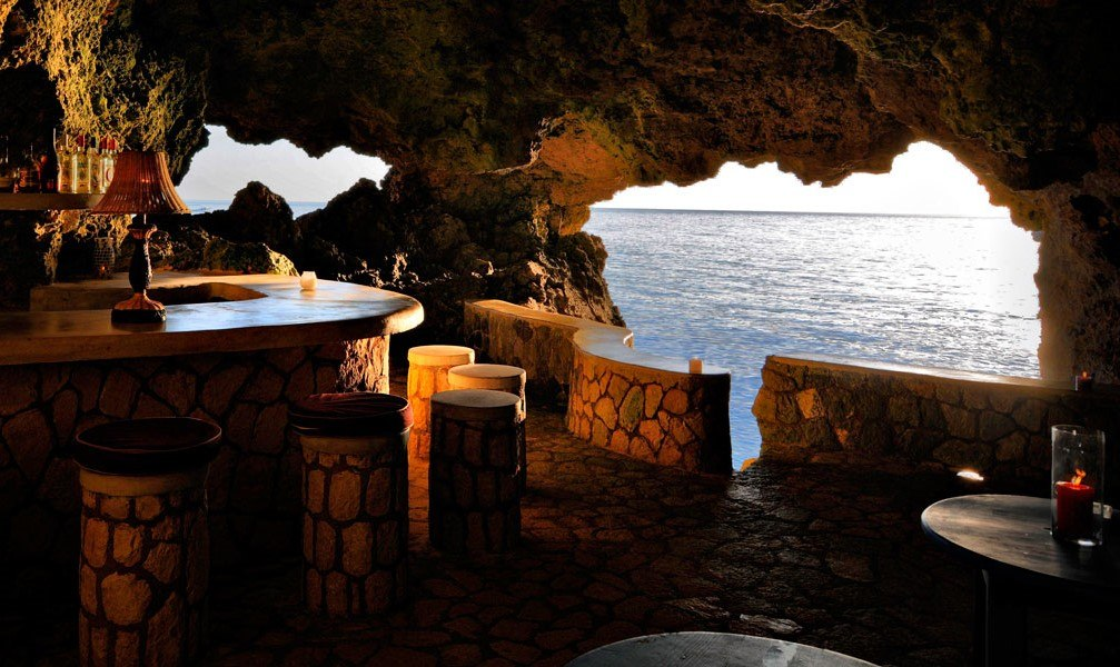 The Caves hotel Jamaica
