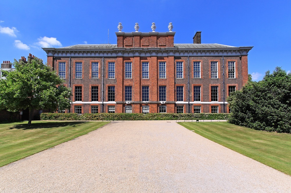 Kensington Palace official residence