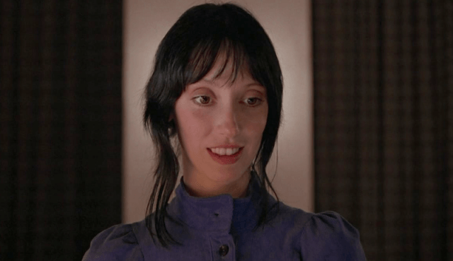 Shelly Duvall in 'The Shining'.