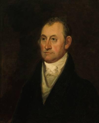 Supreme Court Justice Thomas Todd
