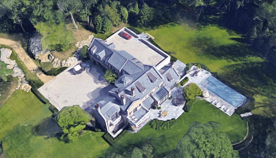 Tom Brady Brookline house