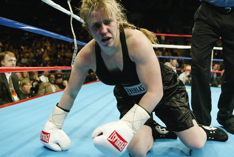 Tonya Harding Defeated By Samantha Browning