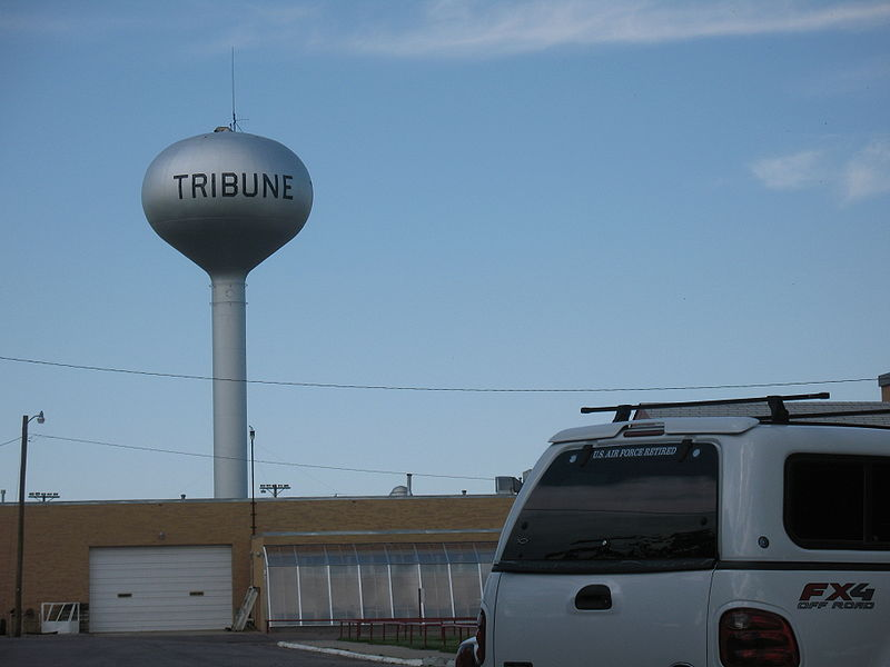 Tribune, Kansas