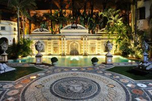 Gianni Versace: Inside the Late Designer's Miami Mansion