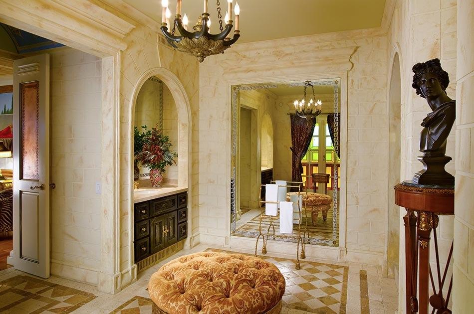 Versace Mansion Bathroom