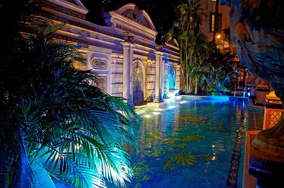 Versace Mansion Pool
