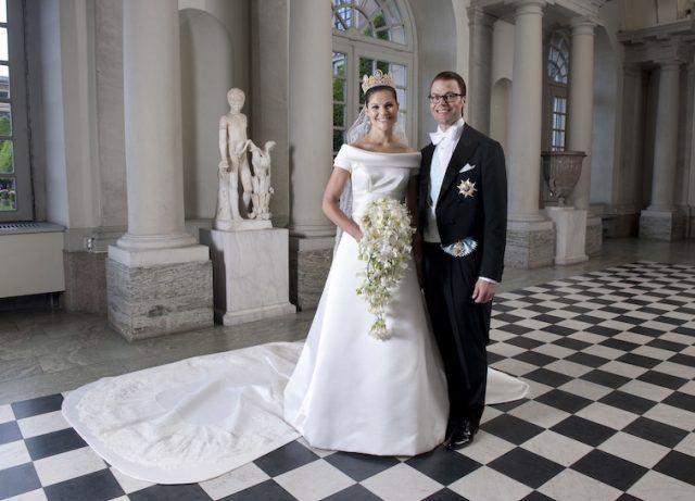 Crown Princess Victoria of Sweden and Prince Daniel, Duke of Vastergotland