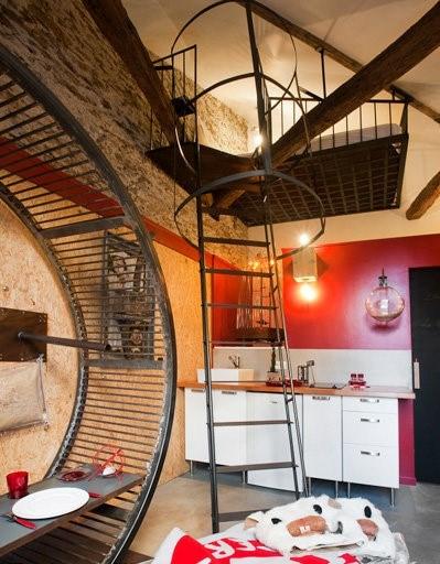 Villa Hamster in France