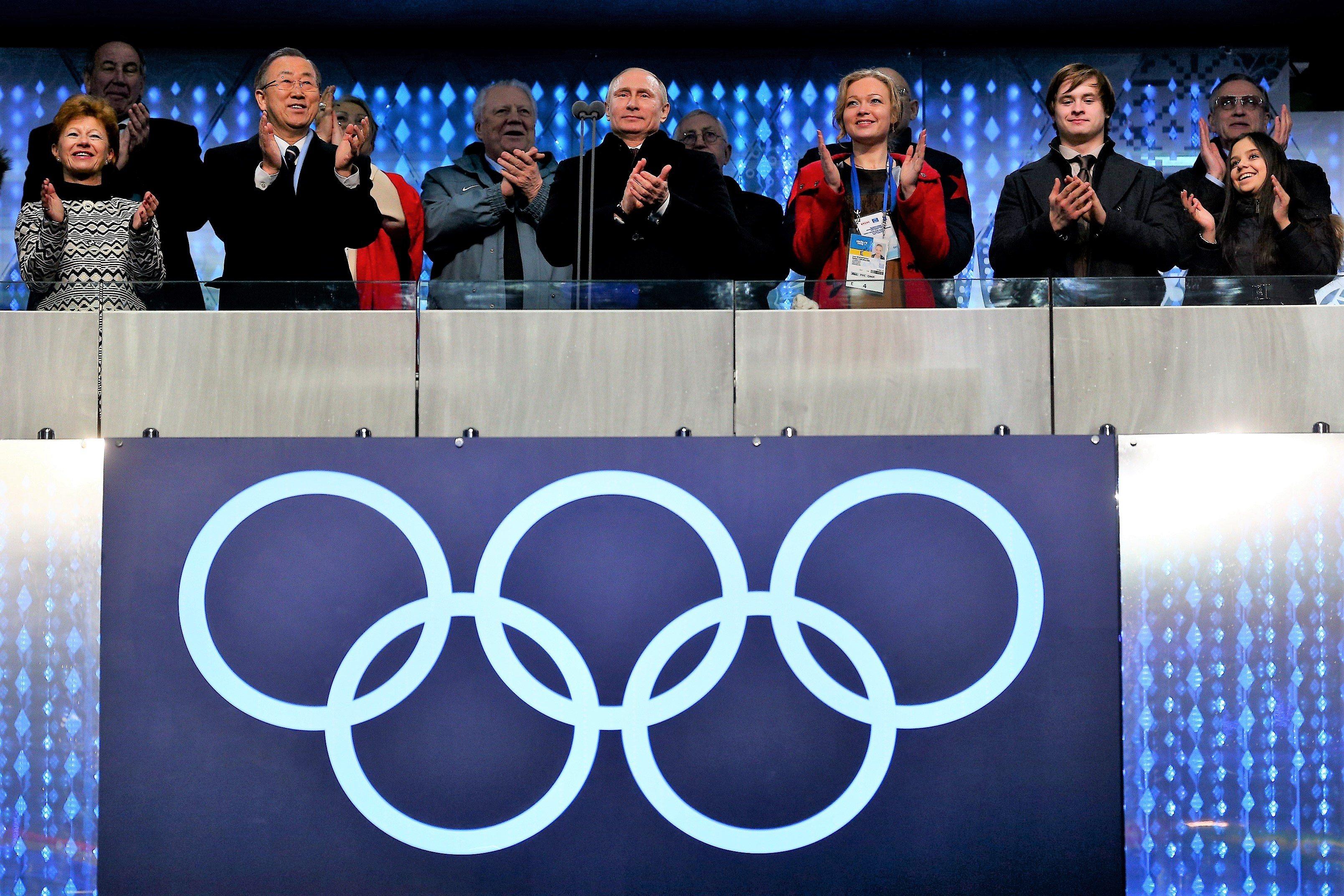 2014 Winter Olympic Games - Sochi, Russia