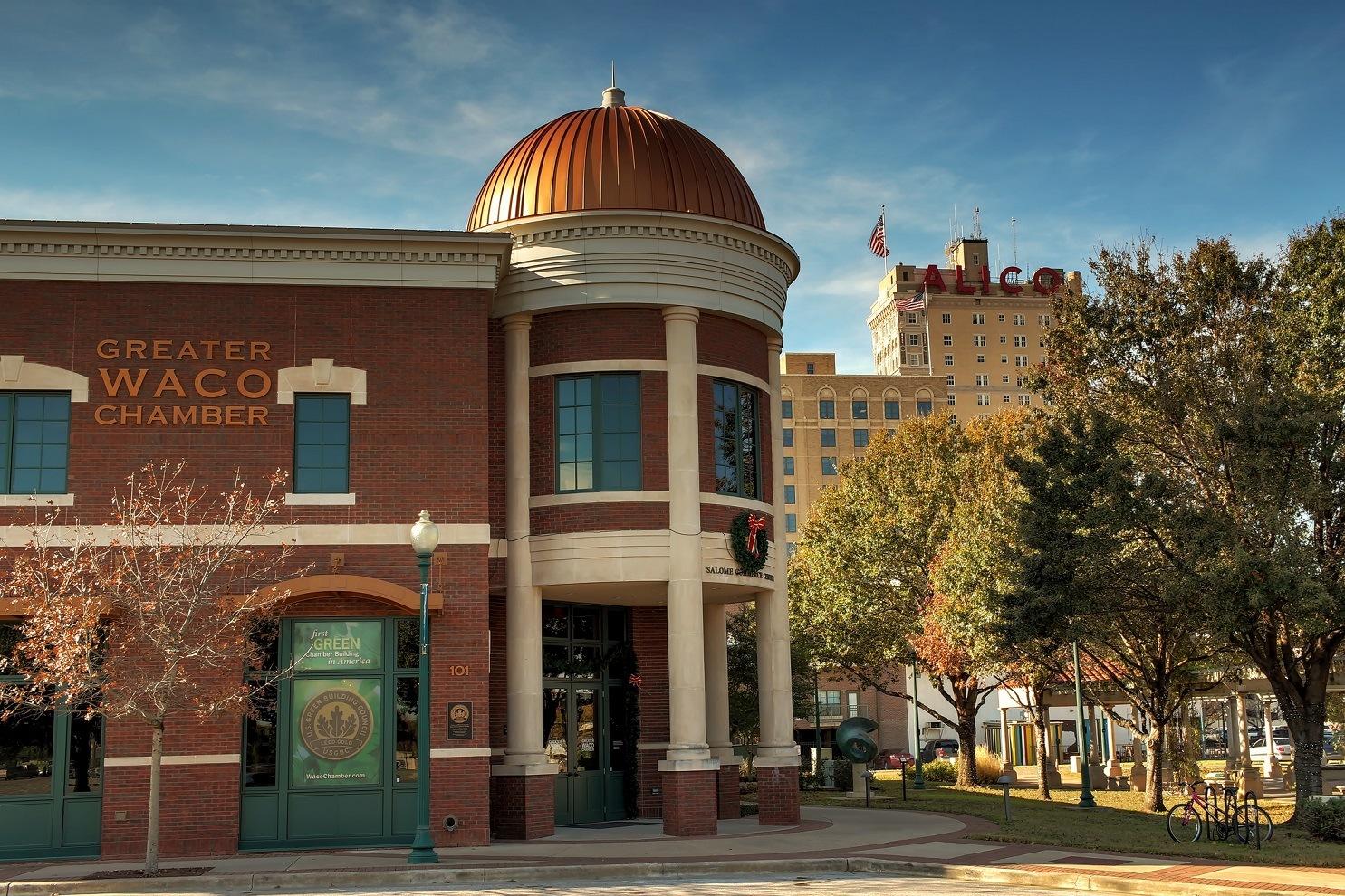 Waco Chamber of Commerce, Located in Waco Texas