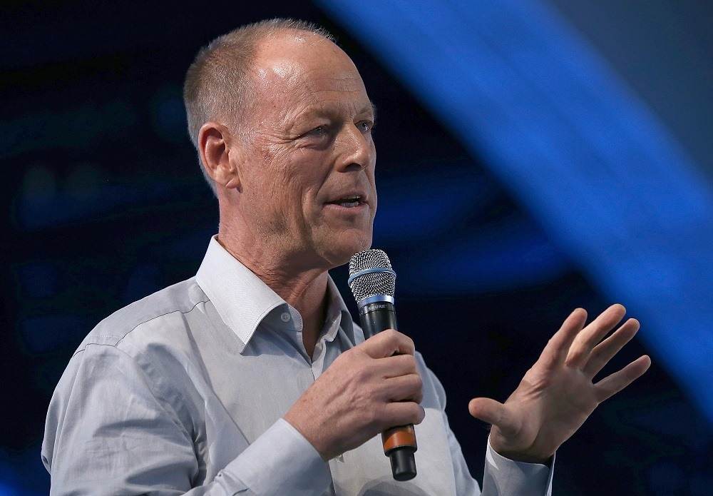 Whole Foods co-CEO Walter Robb