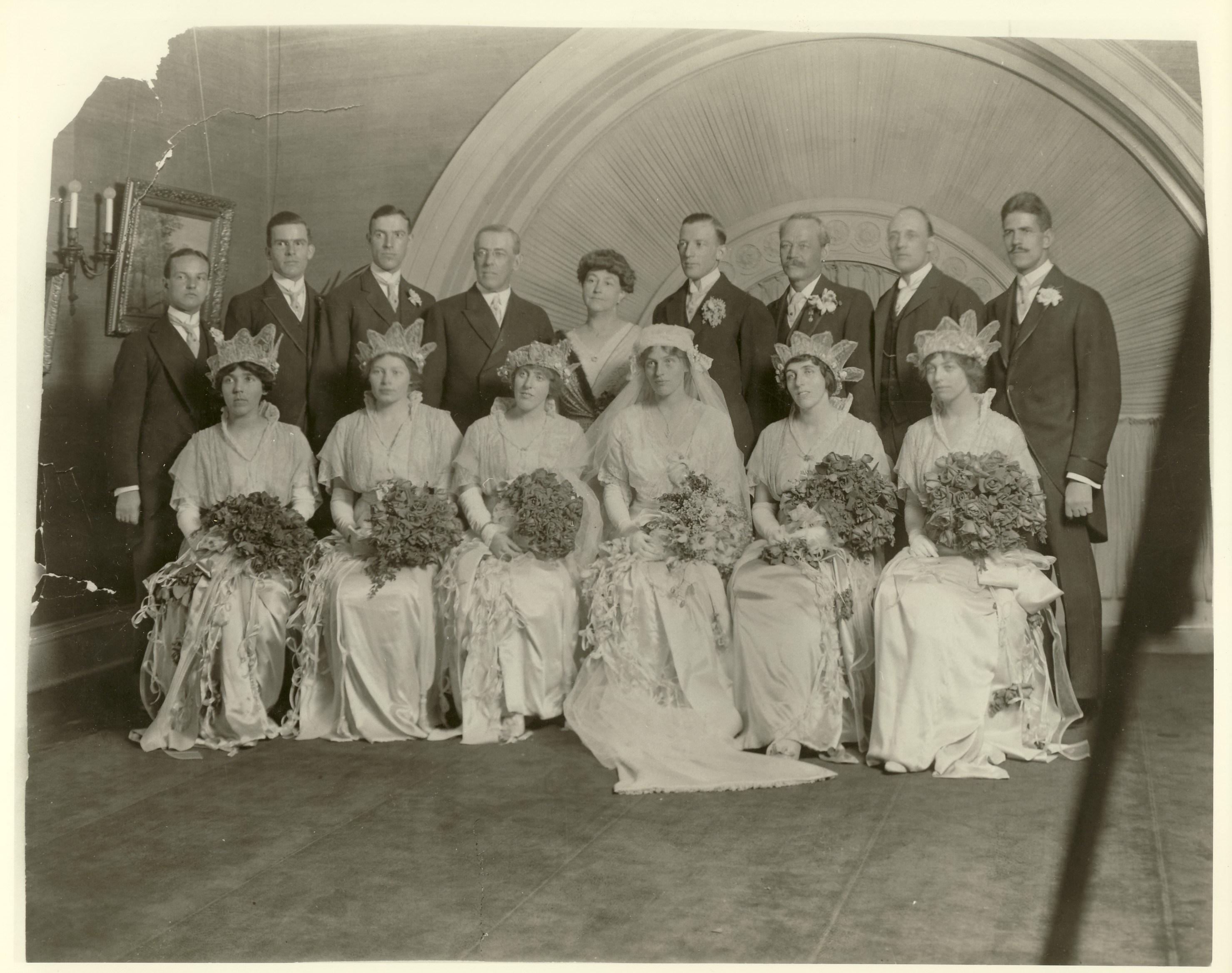 Wedding Jessie Woodrow Wilson