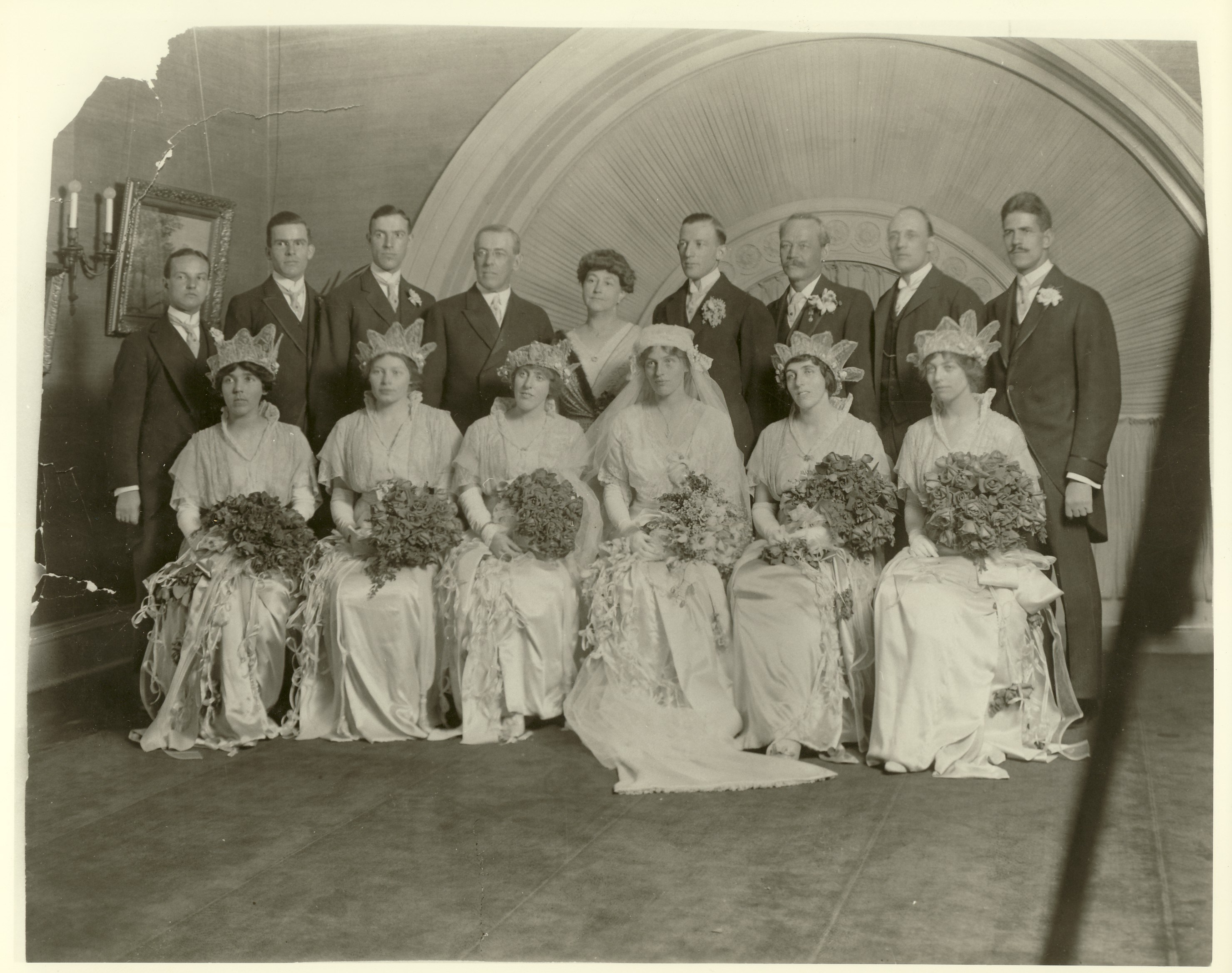 Wedding Jessie Woodrow Wilson