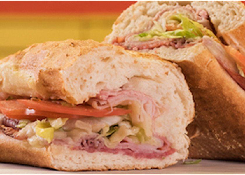 Wreck Sandwich potbelly