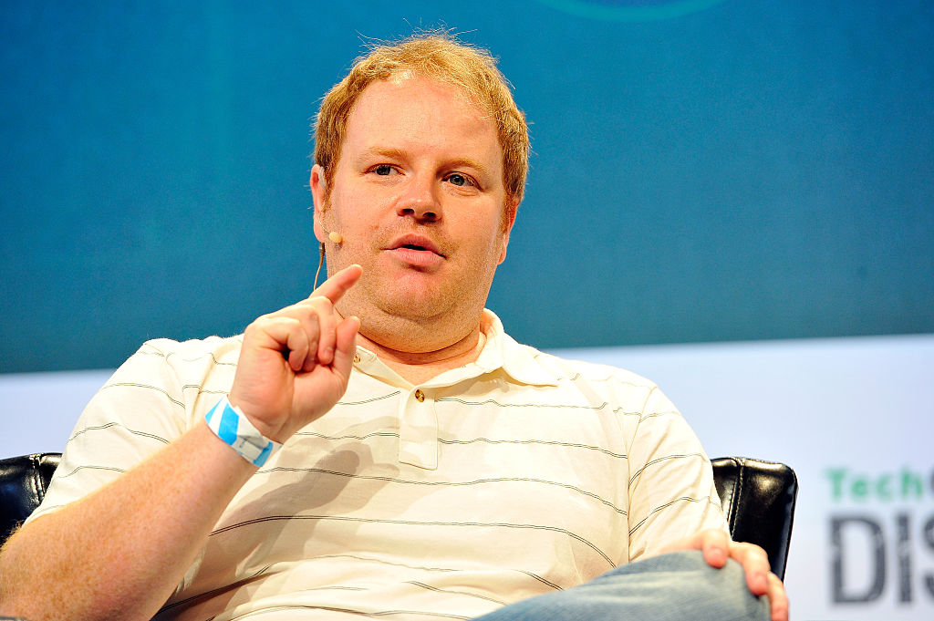 Co-founder and CEO of Zenefits Parker Conrad