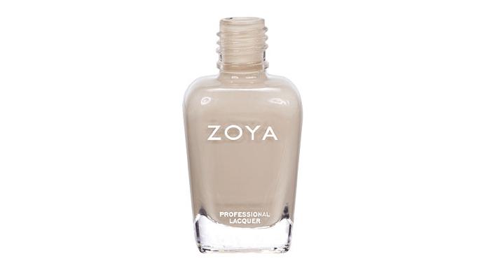 Zoya nail polish farah