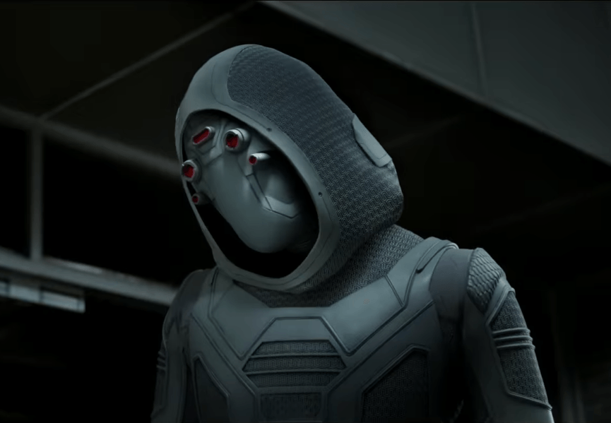 Ghost, the villain of Ant-Man and the Wasp