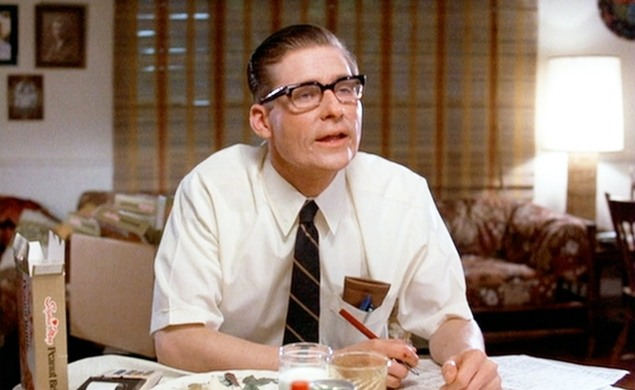 George McFly in Back to the Future Part II