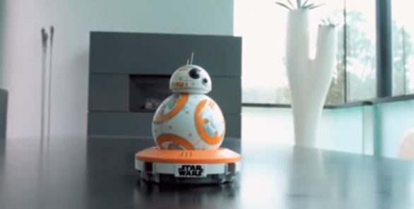 This BB-8 is adorable.