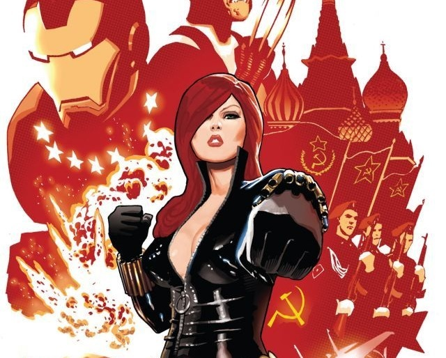 Cover art for Black Widow: The Name of the Rose
