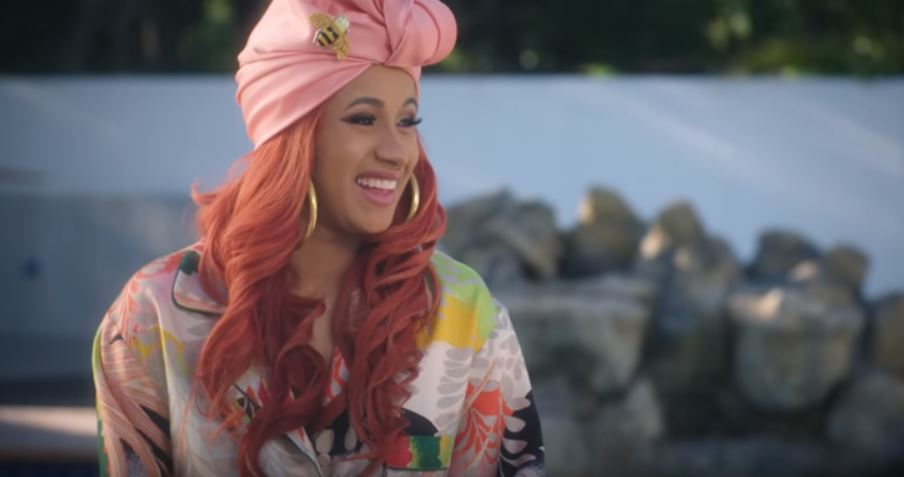 Cardi B Beats 1 Radio interview