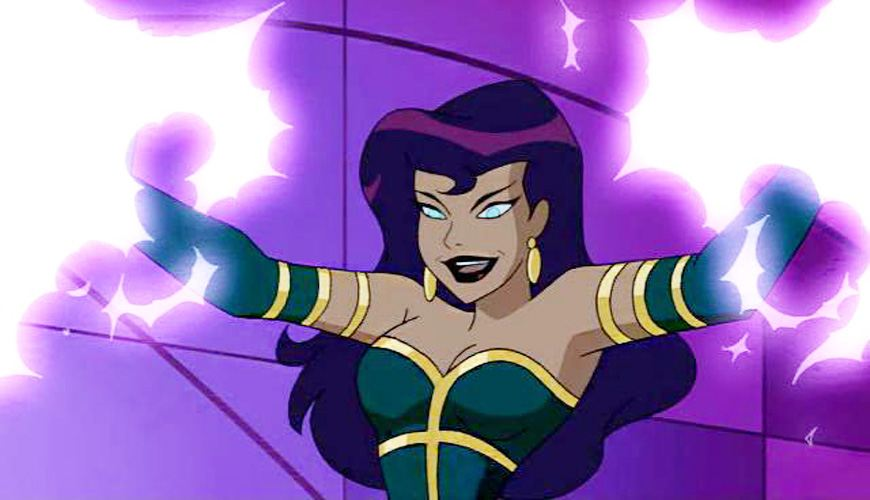 Circe in Justice League