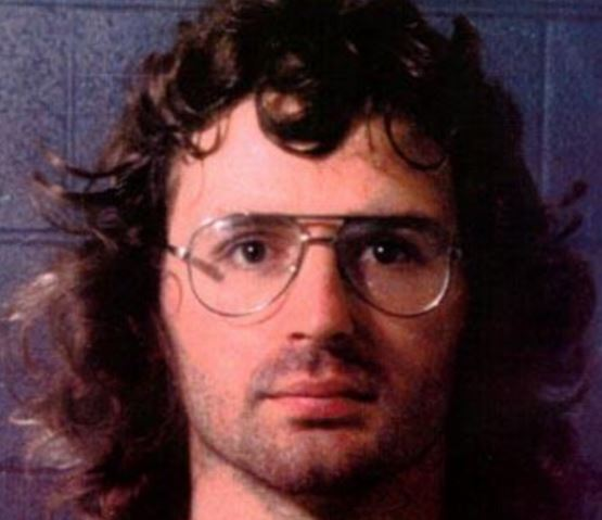 David Koresh mugshot Waco