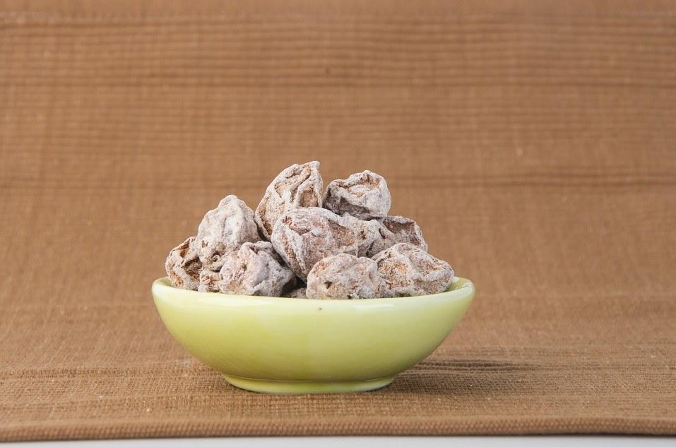 Salted Plum Tamarind Food Snack
